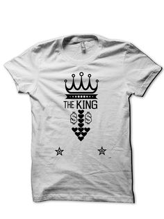Keep criticizing, keep talking but just remember one thing, the king, stays king.....#Kick_upp All colors and sizes so leave size and color in a comment *Thanks*