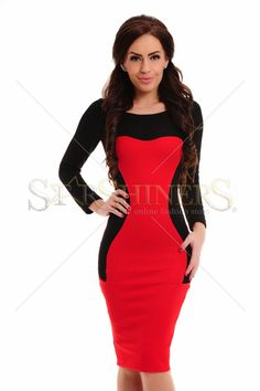 StarShinerS Passion Red Dress
