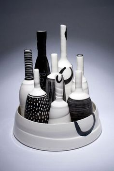 Janet DeBoos ceramics