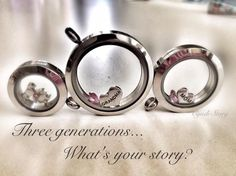3 generations....what's your story?