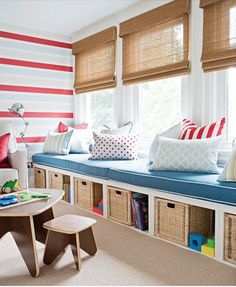 Kids can make the most messes around the house so I have round up 12 ways that will make keeping your kids' bedrooms and bathroom organized a breeze!   Design Dazzle