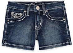 6f81e2c06d1b3 JEANS Jeans Denim Shorts - Big Kid Girls  Denim Jeans ZCO