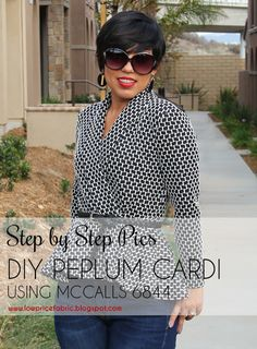 Hi Darlings! Today I am rocking this fabulous DIY cardigan and as part of the Michael Levine collaboration soI have posted step by step...