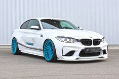 Hamann Motorsport Gives The BMW M2 Wilder Looks, 420 PS [w/Video]