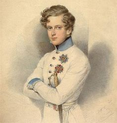 Definitely my favorite Hot Man in History, the Duke of Reichstadt was also called L'Aiglon (the Eaglet) because of his famous father, Napoléon Bonaparte. No big deal. He was a total babe, loved by...