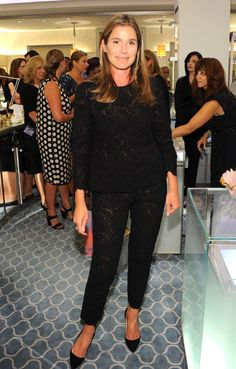 Bergdorf Goodman Celebrates Fashion's Night Out w/Aerin Lauder, I think.