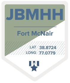Orders to Fort McNair in Washington D.C.? Check out the free information on MILLIE about the base!