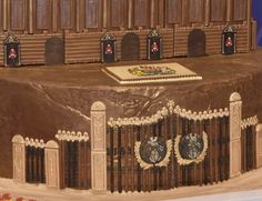 CONFECTIONARY giant Cadbury has unveiled a new creation to honour the Queen's birthday – a model Buckingham Palace made completely from CHOCOLATE. Queen 90th Birthday, Chocolate Fountains, Buckingham Palace, Big Ben