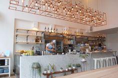 Rocket Coffee Bar Bangok, Thailand
