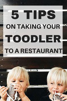 Now that your darling little spawns have entered and completely destroyed your precious existences, I've come up with five solid, foolproof tips on how to make dining out happen once again! And beyond than, actually enjoyable! #toddlersandrestaurants #kidsinrestaurants #distractingkids #behavedkids #whattoexpect | whattoexpect.com
