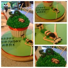 50th rugby cake x
