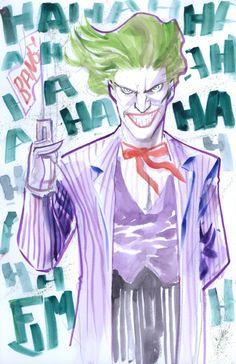 Joker by Francis Manapul