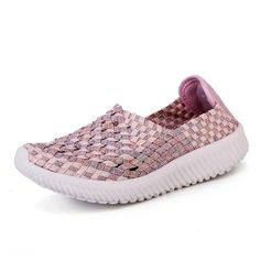 Wave-Slipper Pastel - Chaussure d'été très légère pour dames en tissu extensible pour les chaudes journées d'été qui s'adapte à la form... Pastel, Yeezy, Dame, Adidas Sneakers, Slippers, Slip On, Shoes, Fashion, Barefoot