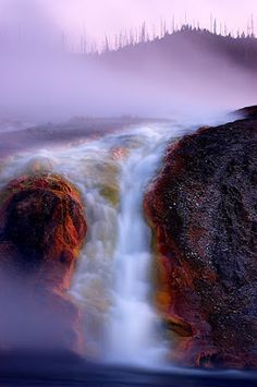 Radek Vik Firehole River ~ Yellowstone National Park, Wyoming