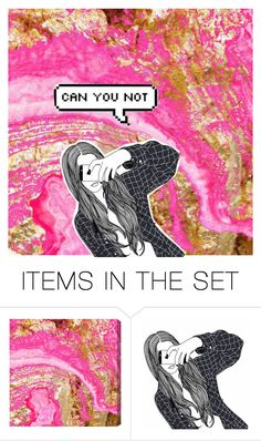 """Can you not"" by emmagrace162 ❤ liked on Polyvore featuring art"