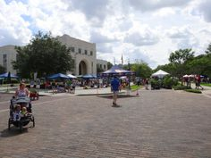 City Hall Spring Fever, Winter Garden, Florida, Street View, City, The Florida, Cities, Terraced Garden