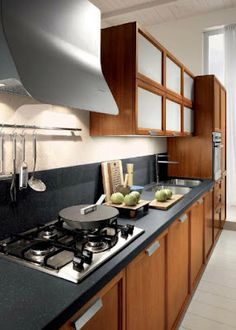 1000 Images About Kitchen Designs On Pinterest Small Kitchens, Modern Kitchens And Black Kitchens photo - 2