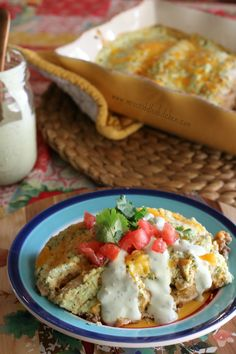 Sour Cream Beef Ench