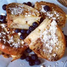 Banana Breakfast Sandwiches - Zest