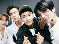 Leeteuk, Donghae, Ryeowook and Yesung//Super Junior