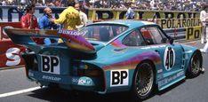 Porsche 935/77A (Turbo 3.0) #40 François Servanin/François Trisconi/Laurent Ferrier. Le Mans 1979