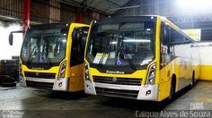 Ônibus da empresa Qualibus Qualidade em Transportes, carro 3 5975, carroceria BepoBus Cittá, chassi Volkswagen 17.230 OD. Foto na cidade de São Paulo-SP por Caique Alves de Souza, publicada em 18/09/2016 18:33:01.