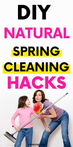 Sneaky Spring Cleaning Checklist - Steph Social - - Spring is in the air, but winter germs could still be lingering in your home! Tackle this spring cleaning checklist to start fresh this season! Spring Cleaning Schedules, Deep Cleaning Checklist, Cleaning Day, Deep Cleaning Tips, House Cleaning Tips, Natural Cleaning Products, Cleaning Hacks, Kids Checklist, Spring Cleaning Tips