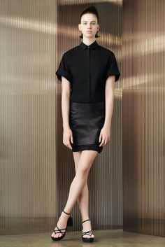 Neil Barrett Spring 2015 Ready-to-Wear - Collection - Gallery - Look 1 - Style.com