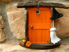 Hey, I found this really awesome Etsy listing at https://www.etsy.com/listing/159969785/halloween-sedona-fairy-door-please
