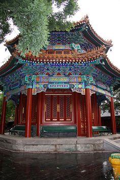 Lama temple, Beijing