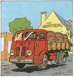 Les véhicules Spirou / Franquin - Page 3