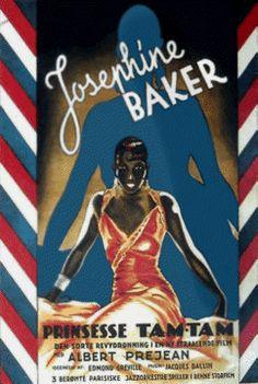 Josephine Baker, Princesse Tam Tam (1935)