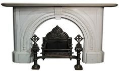 Victoria Arched Marble