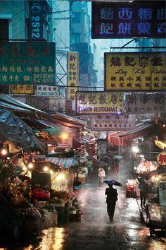 Cinematic beauty of Hong Kong    christophe-jacrot http://www.lonelyplanet.com/china/hong-kong