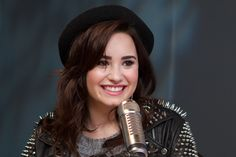 Demi Lovato stops by 'On Air with Ryan Seacrest' to talk new single 'Heart Attack'