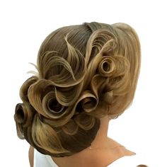 wedding hairstyle by georgiykot