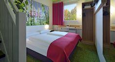 Familienzimmer im B&B Hotel Ingolstadt