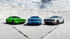 dodge challenger cars HD Desktop