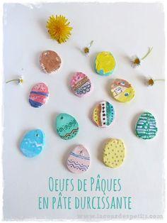 Un bricolage sympa a faire avec les enfants pour Pâques : DIY de Pâques avec les enfants
