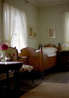Utne Hotel in Hardangerfjord, Norway. Opened in 1722.