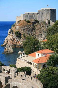 Dubrovnik, Croatia - photo by @janicemucalov