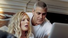 George Clooney for DnB Bank (Norway)