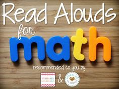 Math read aloud pict