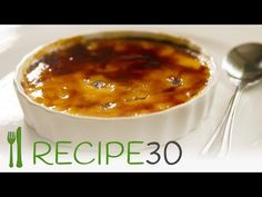 CRÈME BRÛLÉE A French classic dessert with vanilla bean and caramelised sugar Crème brûlée has been traced back in French cooking books as far as 1691.  It's always been a great example of a classical and delicate dessert. It's easy to prepare with few ingredients.  It's basically a baked egg custard with a brittle crust of caramelised sugar, brought to a higher level.  If you enjoy any type of custard I guarantee you will find Crème brûlée the dish to die for.