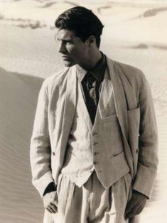 Tan Suit Coat  100/% Polyester Beach Event Attire 503 Men/'s Linen Look Camel