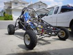 off road kart Go Kart Frame Plans, Go Kart Plans, Go Kart Buggy, Off Road Buggy, Argo Atv, Go Kart Designs, Kart Cross, Homemade Go Kart, Toy Garage