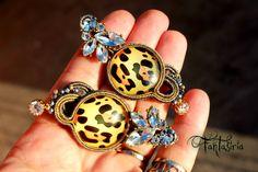 OOAK original earrings by Fantasiria