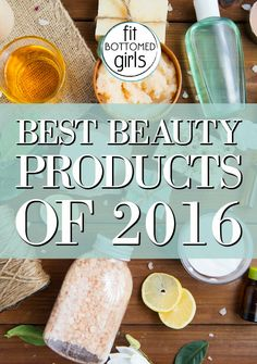 We tried A LOT of beauty products this year. But this is the absolute best of the best! | Fit Bottomed Girls
