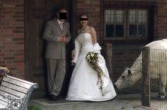♥ Traumhaftes Brautkleid Gr.36 ♥  Ansehen: http://www.brautboerse.de/brautkleid-verkaufen/traumhaftes-brautkleid-gr-36/   #Brautkleider #Hochzeit #Wedding