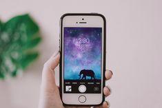 Digital Art for your Smartphone Digital Image, Digital Art, Elephant Wallpaper, Elephant Silhouette, Silhouette Files, Photo Wallpaper, Photo Library, Smartphone, Iphone